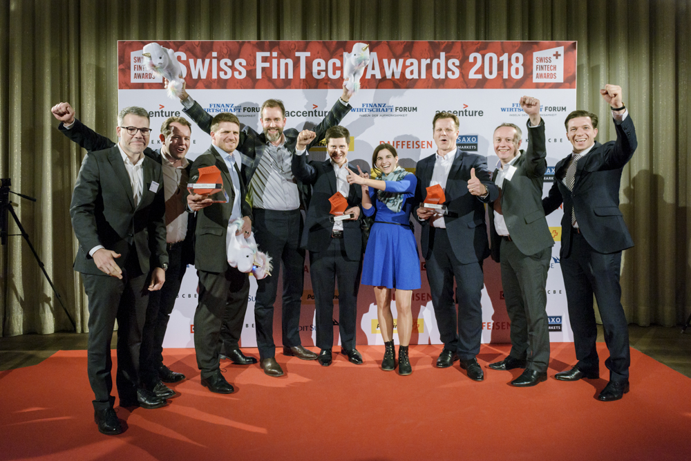 Swiss FinTech Awards