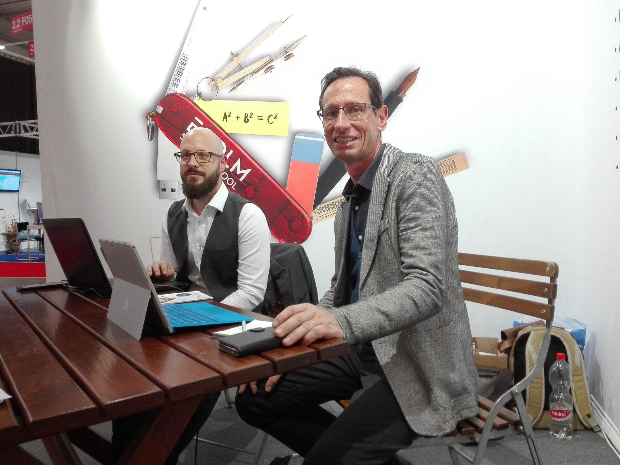 Ovidio Raimondi, Geschäftsführer, Prodaxo GmbH