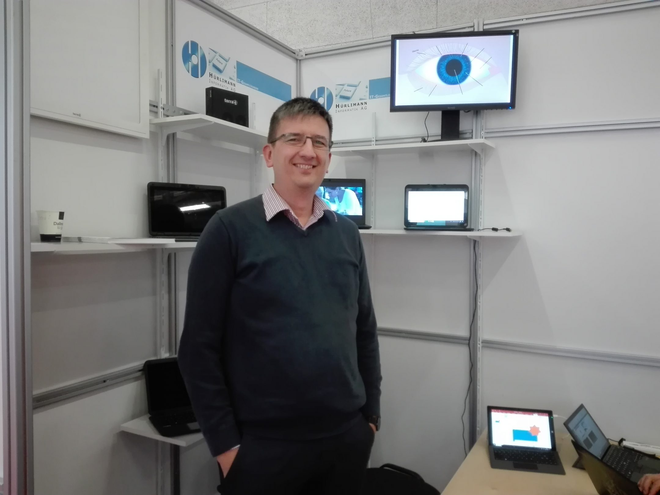Sascha Wiebe, Country Manager Schweiz, Wortmann AG