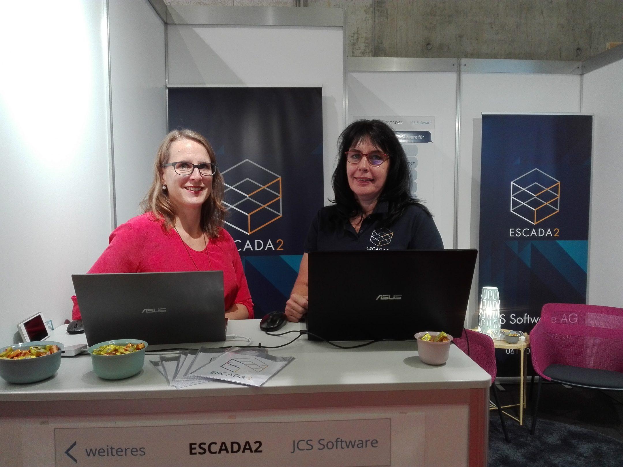Daniela Cantaluppi Zangger, Mitglied der Geschäftsleitung, JSC Software AG